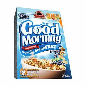 Good Morning Cereals (White Chocolate)
