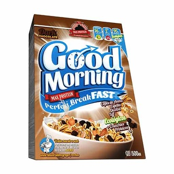 Good Morning Cereals (Dark Chocolate)