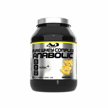 Anabolic Pure Whey Complex (Banana Perfection, 1000 gr)