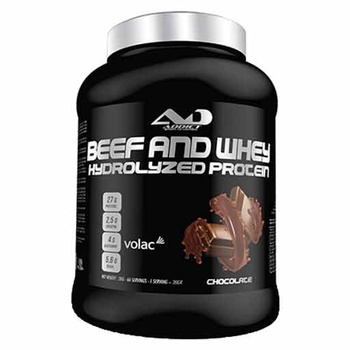 Beef and Whey Hydrolyzed Protein (Chocolate Fondant)