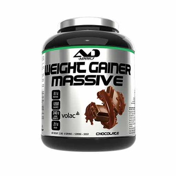 Massive Weight Gainer (Chocolate Fondant, 2500 gr)