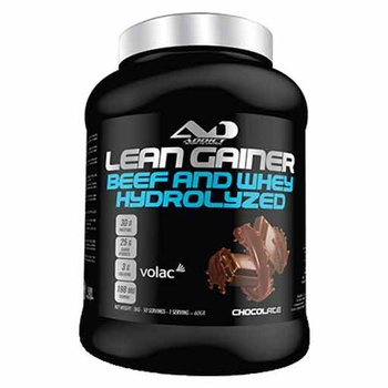 Beef and Whey Hydrolyzed Lean Gainer (Chocolate Fondant)