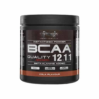 BCAA 12:1:1 Powder (Cola)