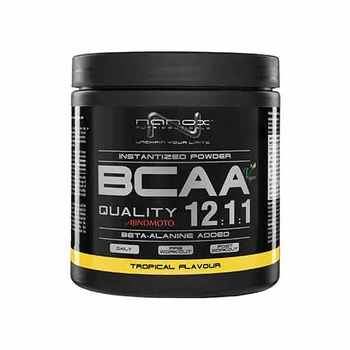 BCAA 12:1:1 Powder (Tropical)