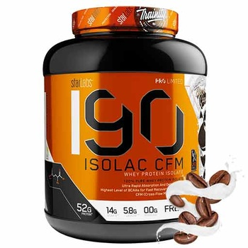 I90 Isolac CFM (Iced Coffee, 1810 gr)