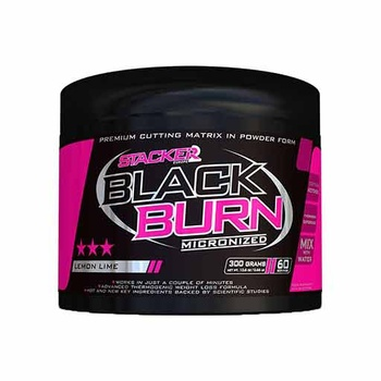 Black Burn Micronized (Lime)