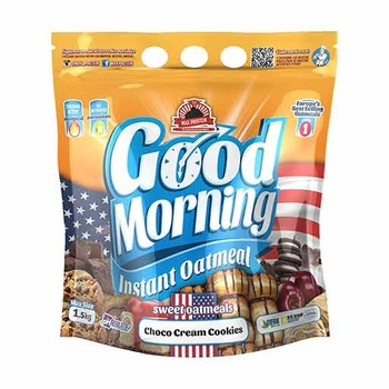 Good Morning Instant Oatmeal (Choco Cream Cookie, 1500 gr)