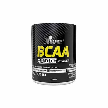 BCAA Xplode Powder (Lemon, 280 gr)