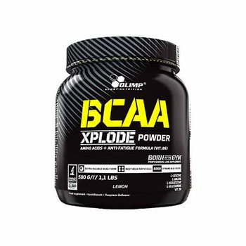 BCAA Xplode Powder (Lemon, 500 gr)