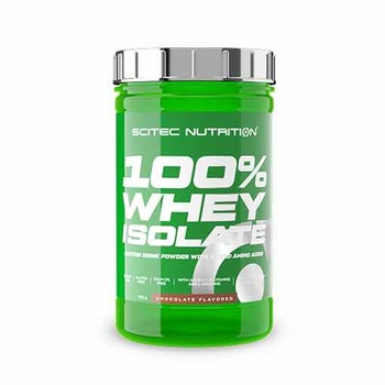 100% Whey Isolate (Chocolate, 700 gr)