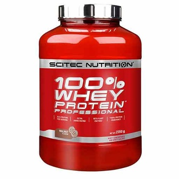 100% Whey Protein Professional (Nuts, 2350 gr)
