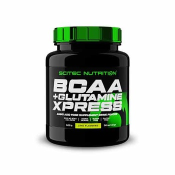 BCAA + Glutamine Xpress (Lime)