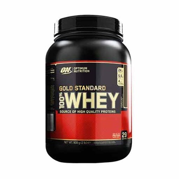 Gold Standard 100% Whey (Chocolate, 908 gr)