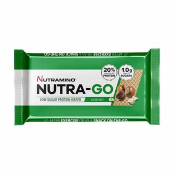 Nutra-Go Protein Wafer (Noisette, 1 Pc)
