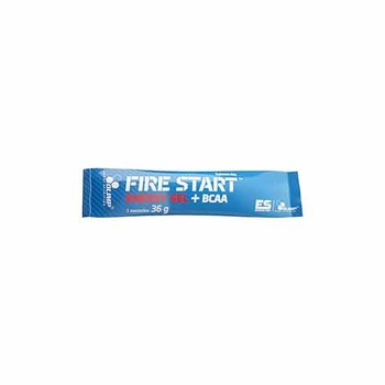 Fire Start Energy Gel + BCAA (Orange, 1 Pc)