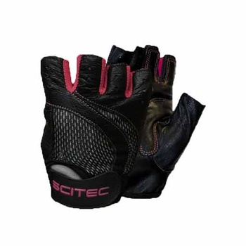 Weightlifting Gloves - Pink Style (L)