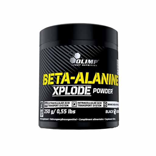 Beta Alanine Xplode Powder