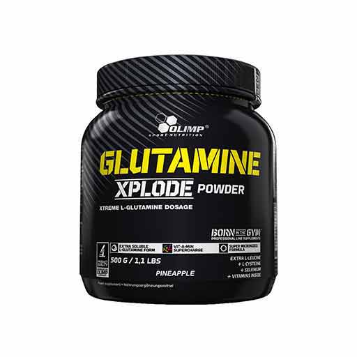 Glutamine Xplode Powder