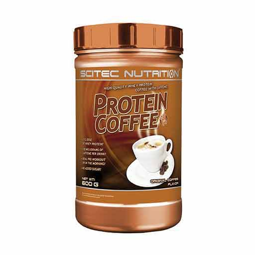 Protein Coffee - No Sugar