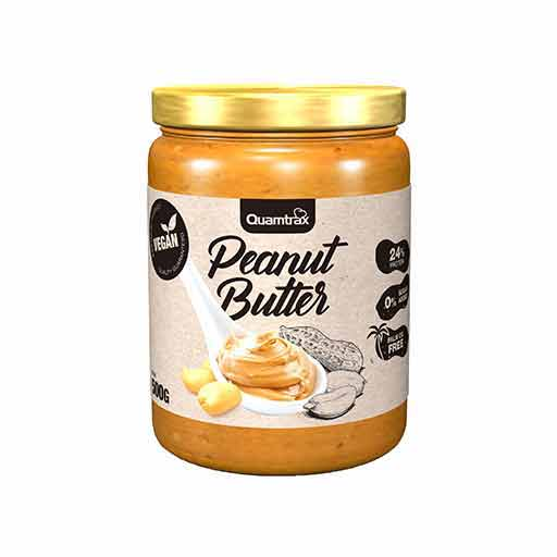 Peanut Butter Smooth Quamtrax