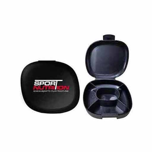 Pillbox Sport Nutrition - Black