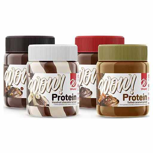 Wow Protein Spread