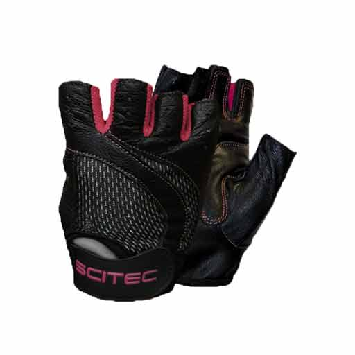 Weightlifting Gloves - Pink Style